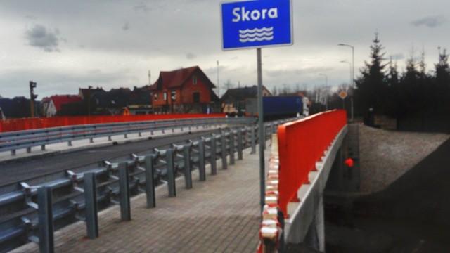 Most na Skorze w Chojnowie już prawie gotowy. Otwarcie dopiero w... czerwcu?