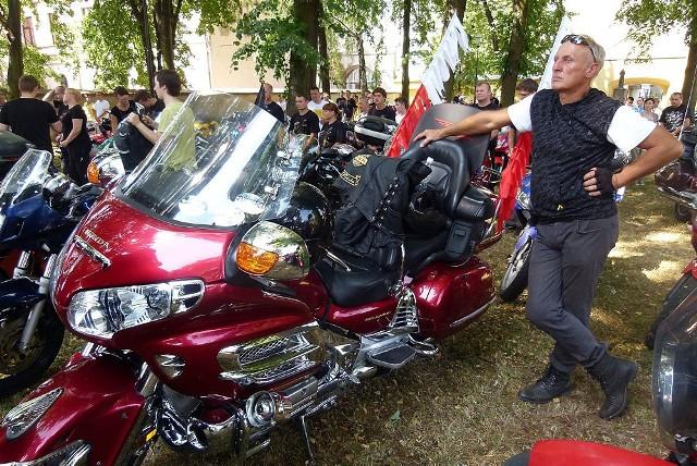 W niedzielę odbył się VIII Zlot Motocyklistów w Brzezinach