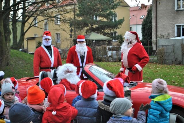 Mikołajki w przedszkolu nr 3 w Wolsztynie odbyły się w świątecznych nastrojach!
