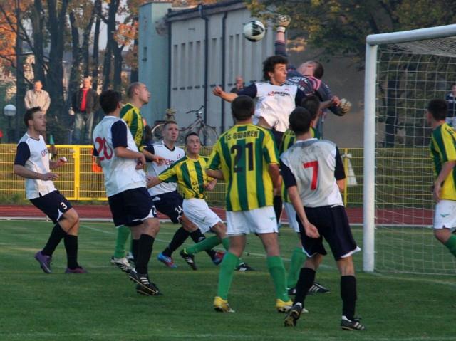 Gwarek rozegra 9 sparingów przed rewanżową rundą w IV lidze
