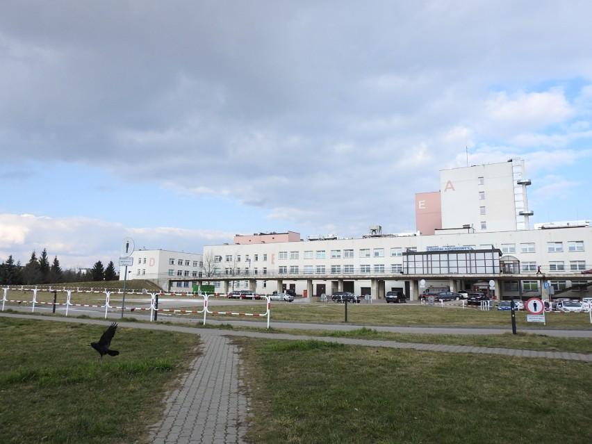 Porodówka i Ginekologia w Łomży - tylko dla pacjentek z podejrzeniem zakażenia covid - 19
