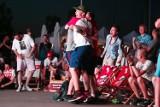 Mecz Polska-Hiszpania. Znajdźcie się na zdjęciach ze strefy kibica przy Stadionie Wrocław [ZDJĘCIA]