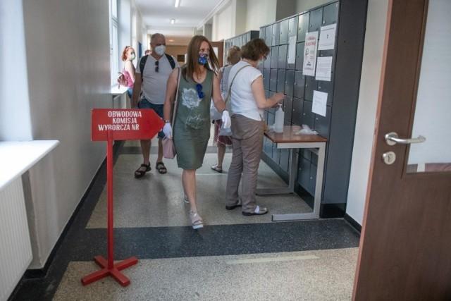 Największą frekwencję wyborczą w Wielkopolsce odnotowano w gminie Suchy Las. W nagrodę do gminy trafi nowy wóz strażacki