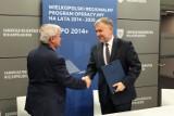 Zmieniamy Wielkopolskę: 13 milionów na projekt, który realizowany będzie na lotnisku w Kąkolewie