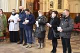 Nowi członkowie przyjęci do Rycerstwa Niepokalanej w Zduńskiej Woli  ZDJĘCIA