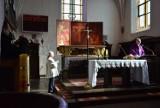 Transmisje mszy świętej w Pruszczu, Juszkowie, Straszynie, Rotmance i Pszczółkach w niedzielę palmową
