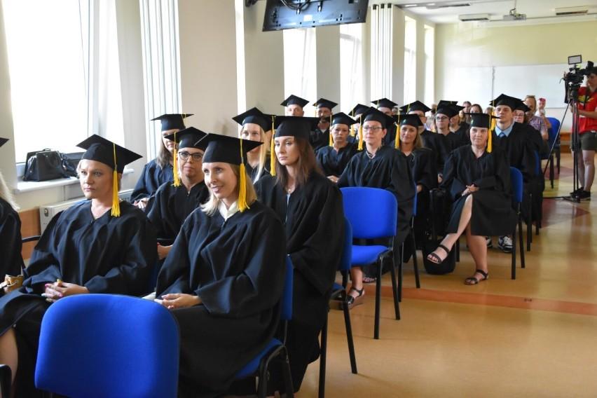 Wejherowo. Studenci socjologii w KPSW odebrali dyplomy| ZDJĘCIA