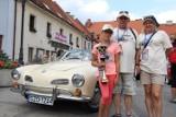 XVIII Międzynarodowy Rajd Pojazdów Zabytkowych. Czym jeżdżą uczestnicy? ZDJĘCIA