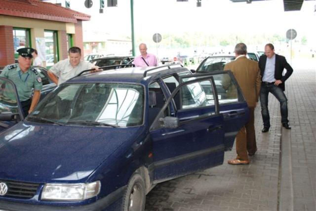 Kierowcy podejrzani o zbyt częste wyjazdy do Rosji po paliwo mogą spodziewać się kontroli na granicy