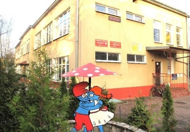 Przedszkole Smerfuś w Busku - Zdroju