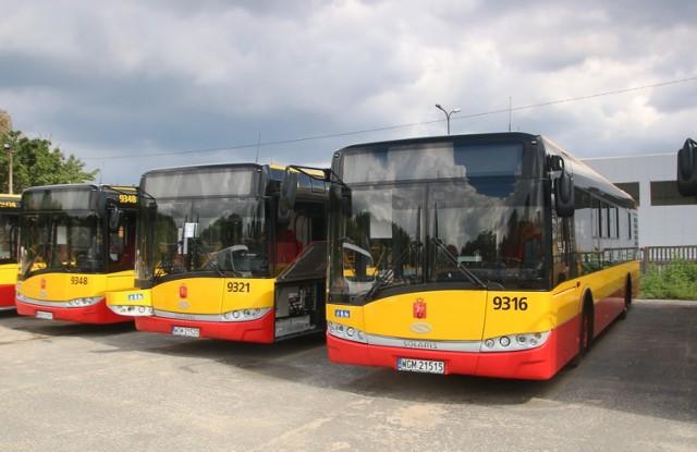 Nowe autobusy wyjechały na warszawskie ulice. Tu je spotkacie!