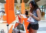 Interaktywna wystawa w piotrkowskim Focus Mall [ZDJĘCIA]