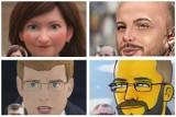 Wybory na prezydenta Rzeszowa z przymrużeniem oka. Tak wyglądaliby kandydaci jako postacie z kreskówek! Zobacz zdjęcia