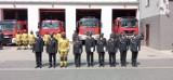 Szamotuły. Strażacy otrzymali awanse na wyższe stopnie służbowe