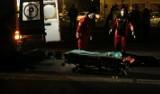 Śmiertelny wypadek przy ul.Toruńskiej we Włocławku
