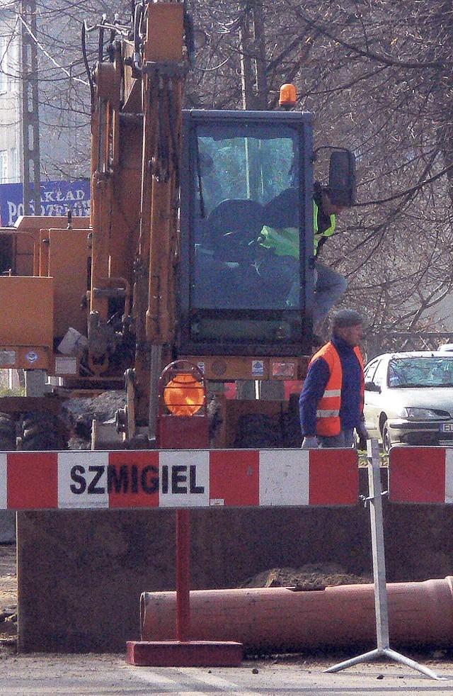 Ulica Ułańska będzie zamknięta do końca maja