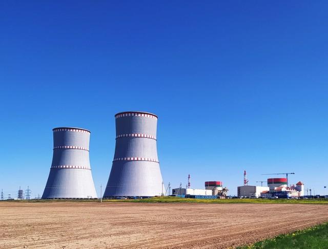 Awaria w elektrowni atomowej w Ostrowcu na Białorusi