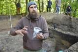 Przełomowe odkrycia archeologów na Górze Zamkowej w Bytowie (ZDJĘCIA I WIDEO)