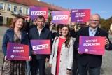 Lewica podsumowała w Sieradzu kampanię wyborczą prowadzoną w regionie (zdjęcia)