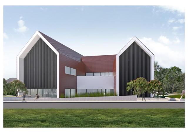 Nowoczesny budynek będzie całkowicie dostosowany do potrzeb osób z niepełnosprawnościami, został także zaprojektowany z wykorzystaniem proekologicznych rozwiązań. Stworzy przyjazne miejsce dla firm z Wielkopolski