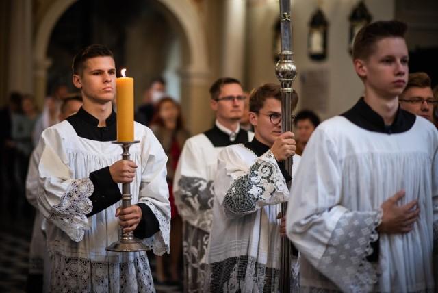 Msza Trydencka w Piotrkowie w ramach Europejskich Dni Dziedzictwa