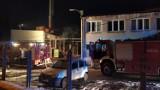 Gorlice. Pożar w hali przemysłowej przy ulicy 11 Listopada. Trwa akcja gaśnicza [AKTUALIZACJA]
