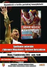 Adam Wójcik: Biografia koszykarza  z Oławy  w księgarniach