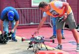 Dron z Gdyni pomoże w ratowaniu tonących. Jest już na kąpielisku w Jastrzębiej Górze. Ma też trafić do Karwi i Ostrowia