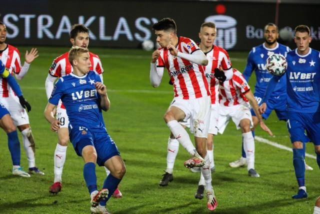 Mecz derbowy pomiędzy Cracovią i Wisłą odbędzie się w pierwszy weekend listopada