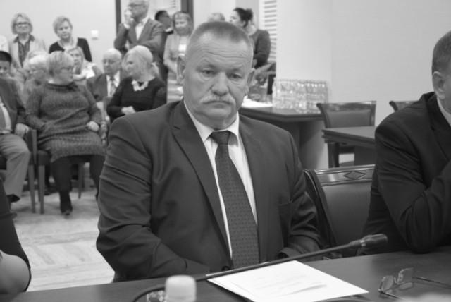 Nie żyje lubiński radny Zbigniew Czerwonka