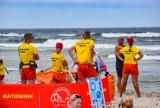Lifeguard Brothers Challenge. Ratownicy rywalizowali na plaży w Kątach Rybackich