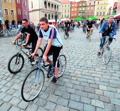 W czwartek na ulicach Bydgoszczy powinni dominować rowerzyści