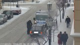 Gniezno: drift Polonezem po ulicach miasta