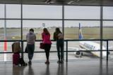 Z powodu transportu złota nie wylecieli do Londynu i Sztokholmu. Lotnisko Ławica przeprasza pasażerów