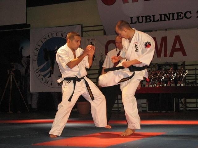 Dotacje otrzymał m.in. Lubliniecki Klub Oyama Karate