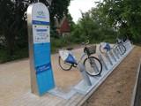 Szamotuły. Nowe stacje rowerowe już działają. Sprawdź, gdzie wypożyczysz rower [ZDJĘCIA]