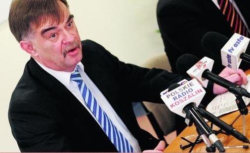 Zbigniew Przeworek zarzuty do działalności Wojewódzkiego Ośrodka Ruchu Drogowego w Pile uznał za nieprawdziwe