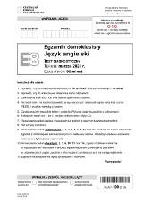 Egzamin 8-klasisty z języka angielskiego 2021. ODPOWIEDZI I ARKUSZ CKE po próbnym egzaminie [19.03.2021]