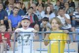 Tłumy kibiców na meczu Orlęta Aleksandrów Kujawski - Łokietek Brześć Kujawski. Baraże o 4. ligę - sezon 2020/21 [zdjęcia]