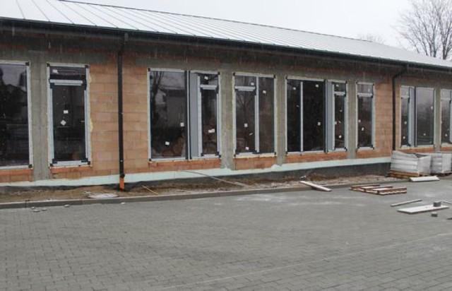 Wartość robót pierwszego etapu budowy to dokładnie 986 tys. 377 tys. zł.