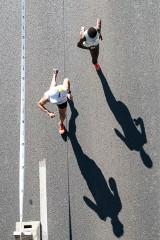 W weekend Bielański Bieg Rodzinny - 200 m dla dzieci, 10 km dla wytrwałych