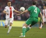 Mecz Irlandia - Polska 2015 [zdjęcia]. Remis w Dublinie