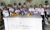Inowrocław. Rowerzyści z Inowrocławia dotarli do Zakopanego. Przejechali 560 kilometrów, by uczcić Rok Jana Kasprowicza