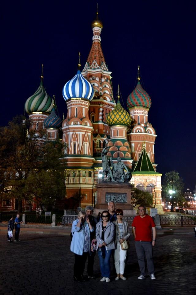 Grupa Kresowian wróciła z kilkudniowej wycieczki do Moskwy, Smoleńska i Wilna. Przywieźli mnóstwo wrażeń i jedno wielkie rozczarowanie