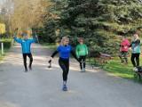 30 osób brało w zajęciach nordic walking na terenie MOSiR - ZDJĘCIA