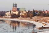 Tak prezentuje się zimowy Poznań z góry. Zobacz wyjątkowe zdjęcia