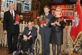 Czterech nowych Honorowych Obywateli Sulmierzyc! [ZDJĘCIA]
