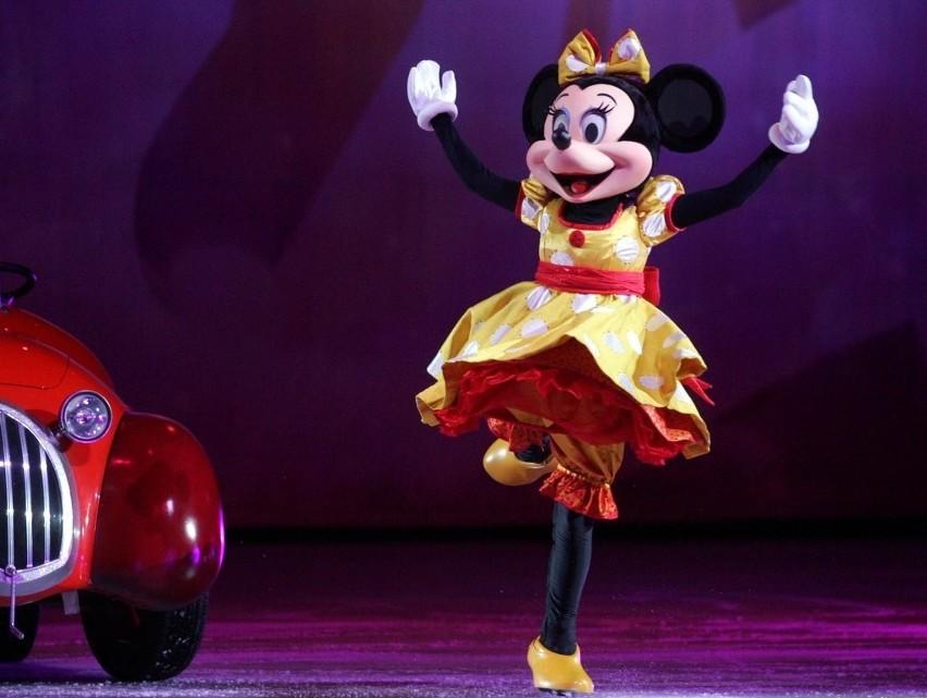 """""""Disney On Ice: Świat Fantazji"""" w Ergo Arenie 6.12.2013"""
