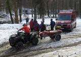 Nie żyje zaginiony turysta z Bielska-Białej. Na stoku Palenicy odnaleźli go ratownicy GOPR