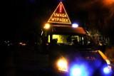 Górki Wielkie: Pijany kierowca wjechał w dwie dziewczynki idące chodnikiem. Nie miał prawa jazdy